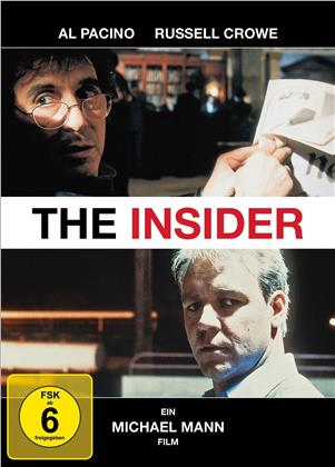 The Insider (1999) (Mediabook, Special Edition, Blu-ray + DVD)