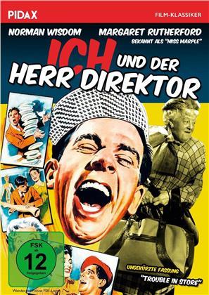 Ich und der Herr Direktor (1953) (Pidax Film-Klassiker, Ungekürzte Fassung)