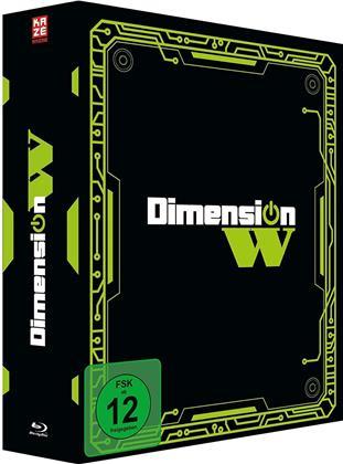 Dimension W - Staffel 1 (Gesamtausgabe, 3 Blu-rays)
