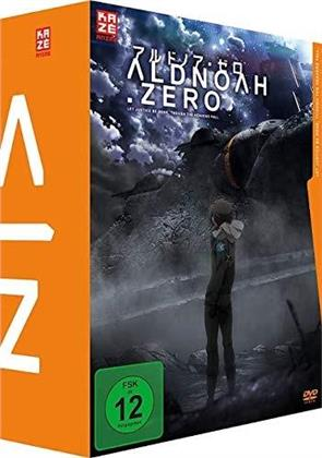Aldnoah.Zero - Staffel 2 (Gesamtausgabe, 4 DVDs)