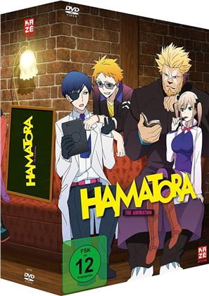 Hamatora - The Animation - Staffel 1 (Gesamtausgabe, 4 DVDs)