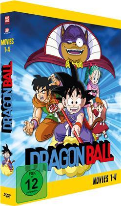 Dragonball - Movies (Gesamtausgabe, 2 DVDs)