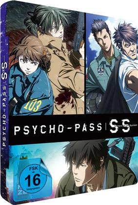 Psycho-Pass SS: Sinners of the System - Case 1: Schuld und Sühne / Case 2: First Guardian / Case 3: Jenseits von Liebe und Hass (Steelcase, Limited Edition)