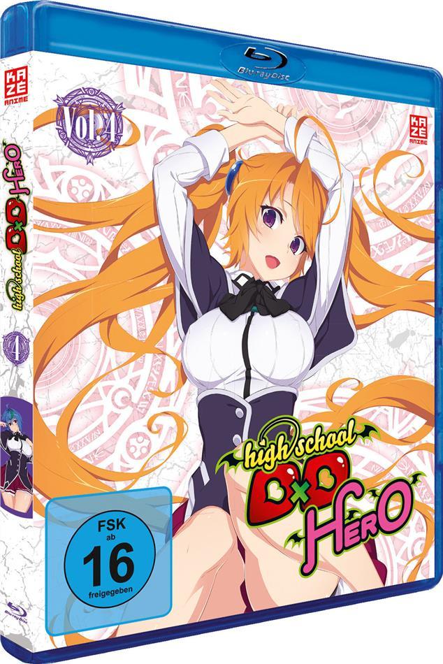 High School DxD Hero - Staffel 4 - Vol. 4
