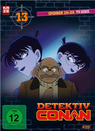 Detektiv Conan - Box 13 (5 DVDs)