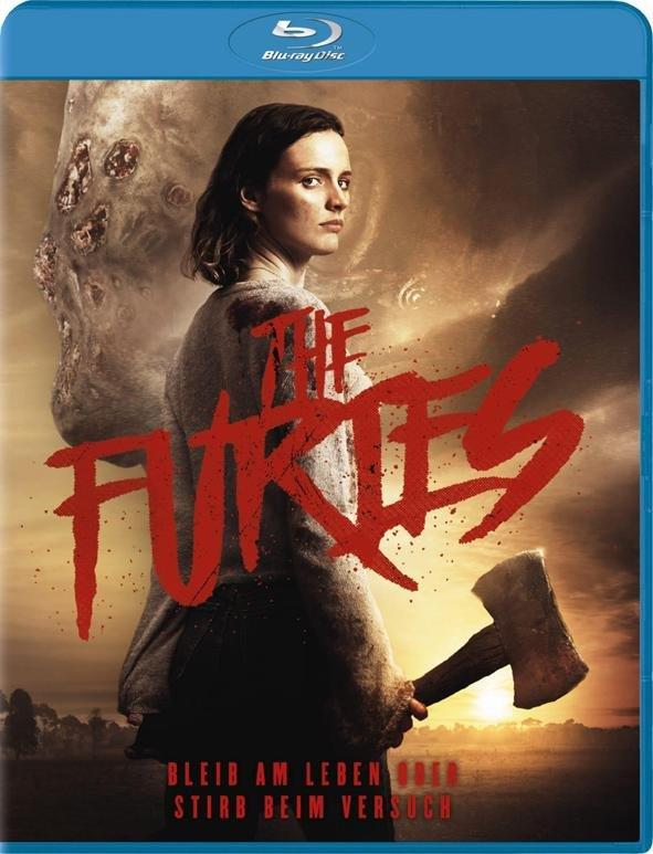 The Furies (2019) (Limited Edition, Uncut, Blu-ray + DVD)