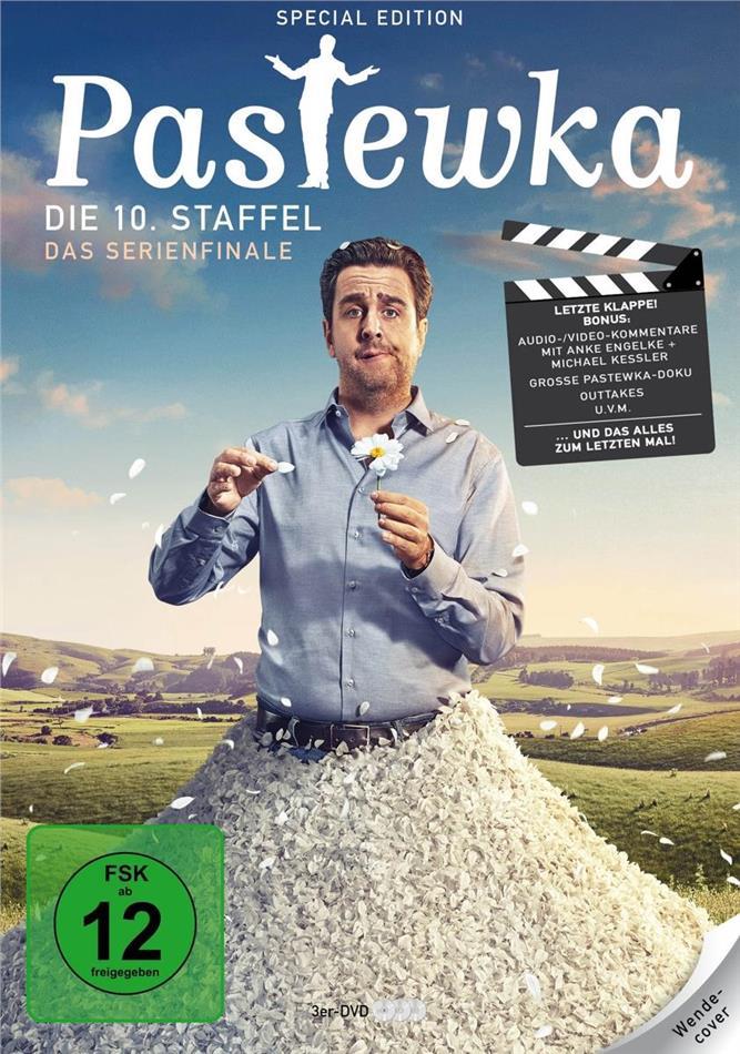 Pastewka - Staffel 10 - Das Serienfinale (Special Edition, 3 DVDs)