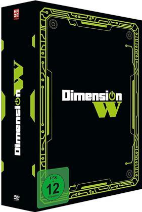 Dimension W - Staffel 1 (Gesamtausgabe, 3 DVDs)