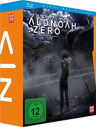 Aldnoah.Zero - Staffel 2 (Gesamtausgabe, 4 Blu-rays)