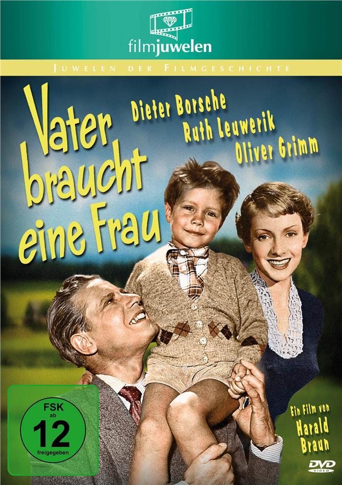 Vater braucht eine Frau (1952) (Filmjuwelen)