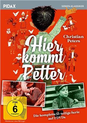 Hier kommt Petter - Die komplette 13-teilige Serie (Pidax Serien-Klassiker, 2 DVDs)