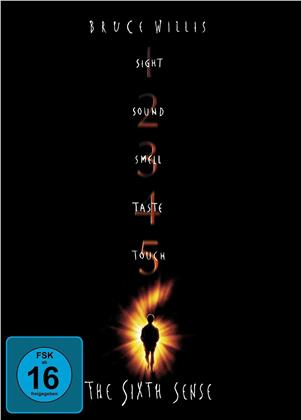 The Sixth Sense (1999) (Limited Edition, Mediabook, Special Edition, Blu-ray + 2 DVDs)