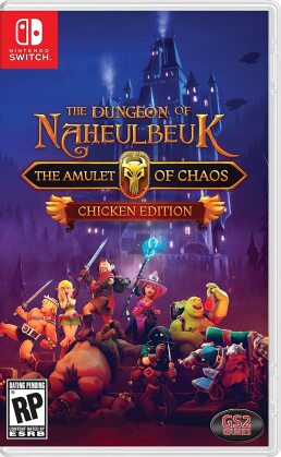 Dungeon Of Naheulbeuk - The Amulet Of Chaos