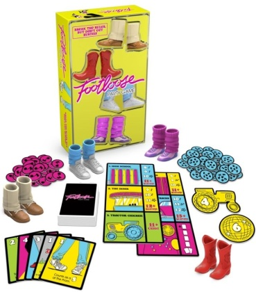 Funko Signature Games - Footloose Party Game