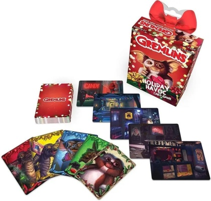Funko Signature Games: - Gremlins Holiday Havoc Card Game