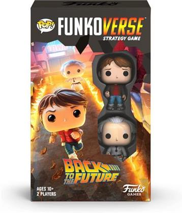 Funko Pop! Funkoverse: - Back To The Future- 100 Expandalone