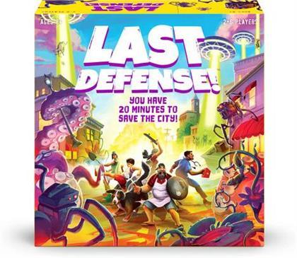 Funko Games: - Last Defense (Aka: Earth Vs Everything)
