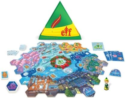 Funko Signature Games: - Elf - Journey To The North Pole Game