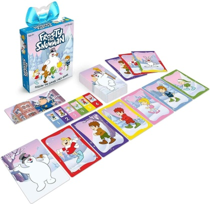 Funko Signature Games: - Frosty The Snowman Card Game