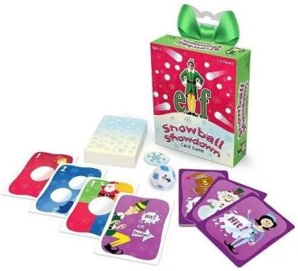 Funko Signature Games: - Elf - Snowball Showdown! Game