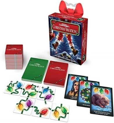Funko Signature Games: - National Lampoon's Christmas Vacation Card Game