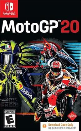 MotoGP 20 - (Code in a Box)