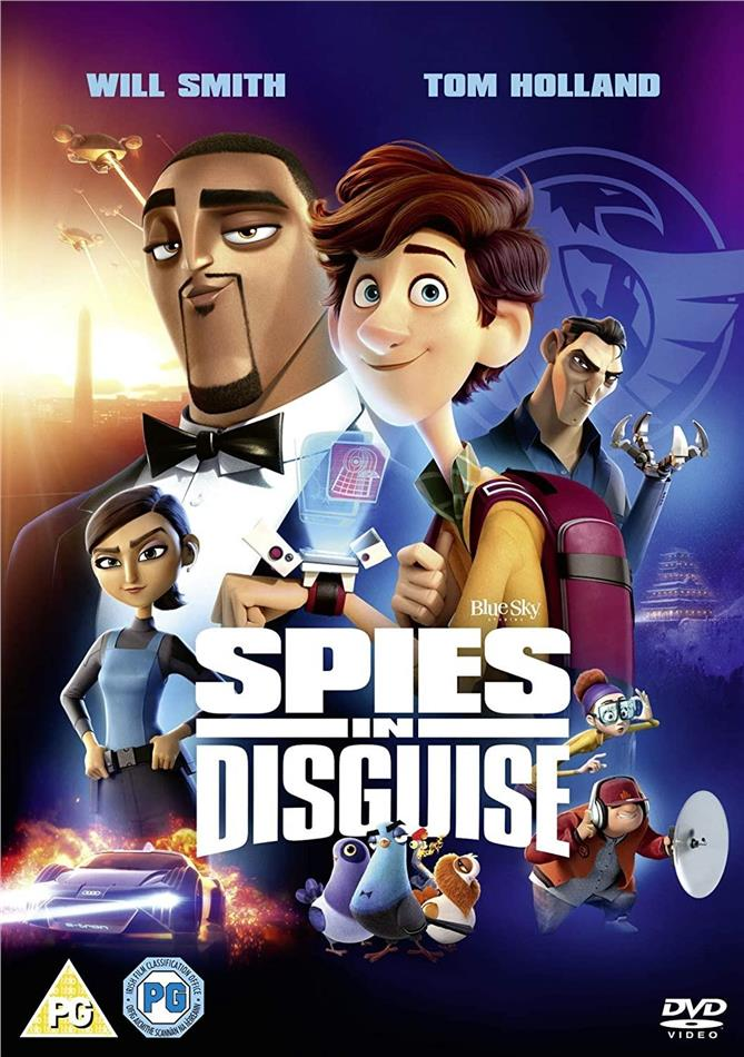 Spies In Disguise 2019 Cede Com