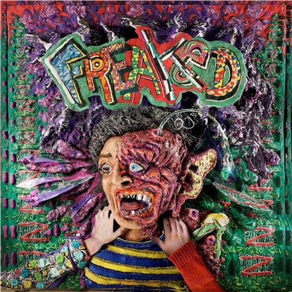 Kevin Kiner - Freaked (Zygrot-24 Vinyl, Colored, 2 LPs)