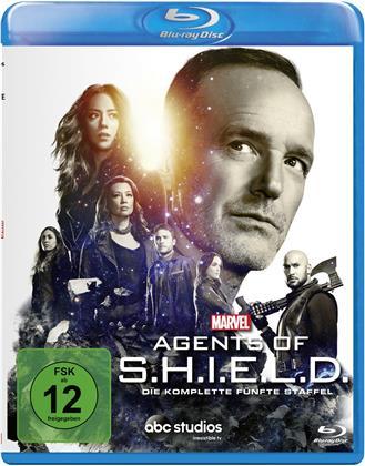 Agents of S.H.I.E.L.D. - Staffel 5 (5 Blu-rays)