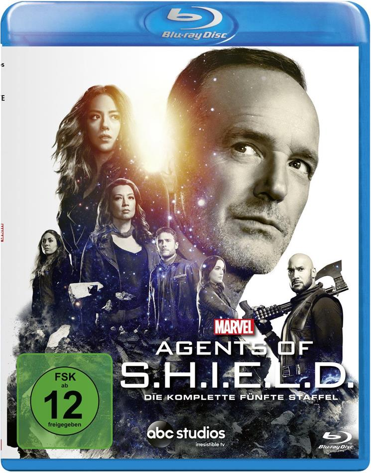 Agents of S.H.I.E.L.D. - Staffel 5 (5 Blu-rays)