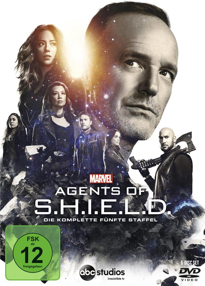 Agents of S.H.I.E.L.D. - Staffel 5 (6 DVDs)