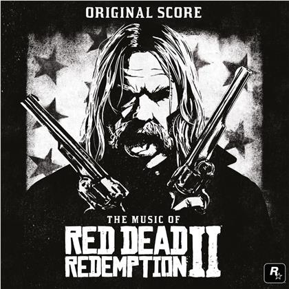 The Music Of Red Dead Redemption 2 - OST (2 LPs)