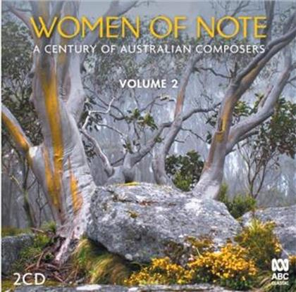 Women Of Note: A Century Of Australian Composers 2