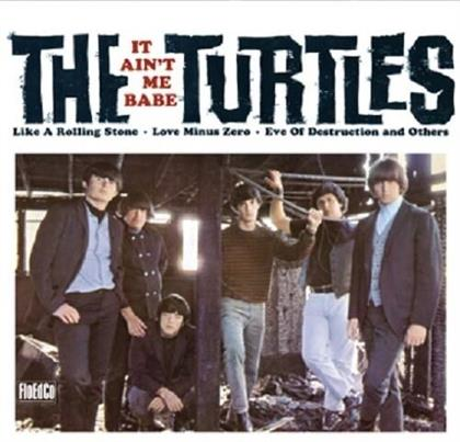 The Turtles - It Ain't Me Babe (2020 Reissue, Bonustracks, Manifesto, Remastered, LP)