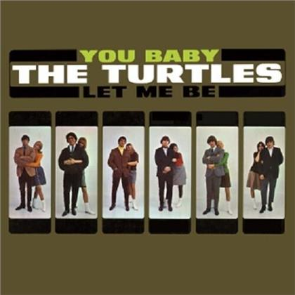 The Turtles - You Baby - Let Me (2020 Reissue, Bonustracks, Manifesto, Remastered, LP)