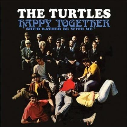 The Turtles - Happy Together (2020 Reissue, Bonustracks, Manifesto, Remastered, LP)