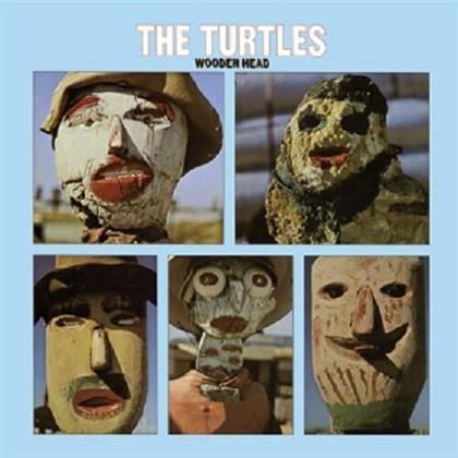 The Turtles - Wooden Head (2020 Reissue, Manifesto, Bonustracks, Remastered, LP)