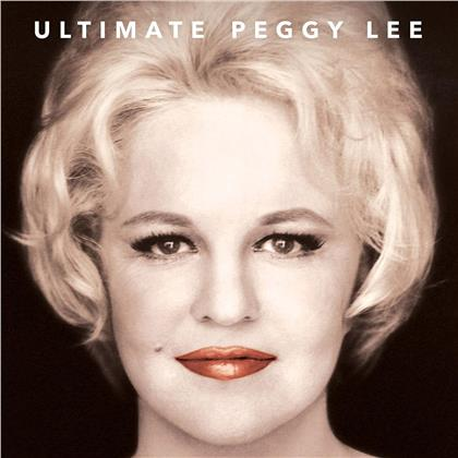 Peggy Lee - Ultimate Peggy Lee (LP)