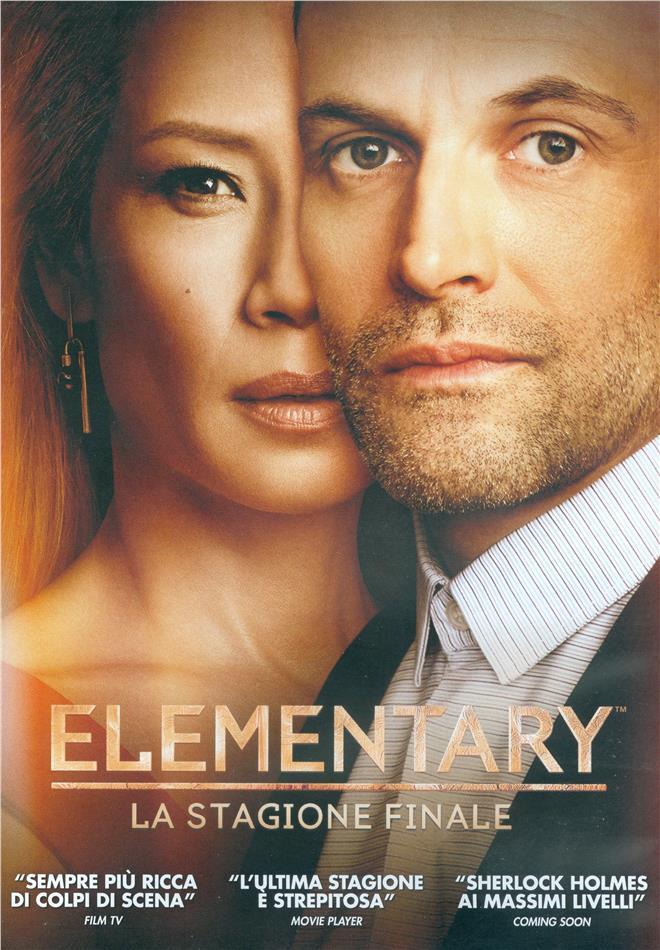 Elementary - Stagione 7 (3 DVD)