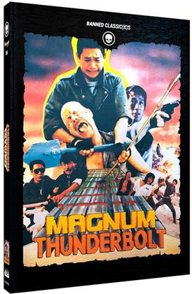 Magnum Thunderbolt (1985) (Cover B, Banned Classic(k)s, Limited Edition, Mediabook, Blu-ray + DVD)