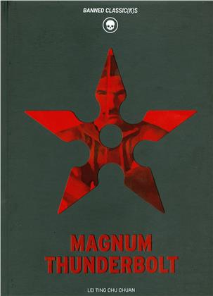 Magnum Thunderbolt (1985) (Cover C, Limited Edition, Mediabook, Blu-ray + DVD)