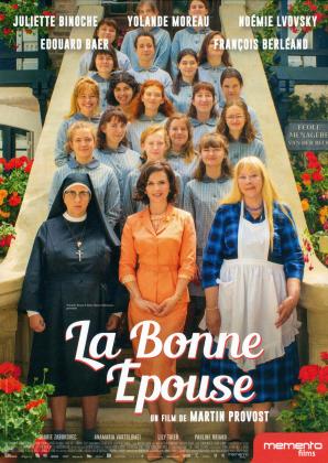 La bonne épouse (2020) (Digibook)