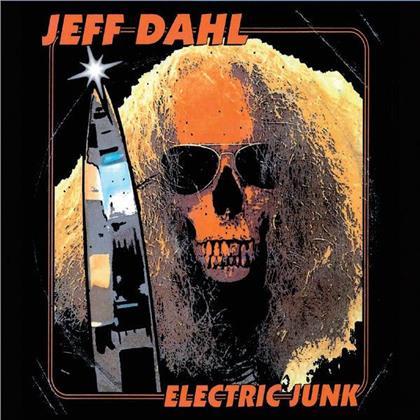 Jeff Dahl - Electric Junk (Orange Vinyl, LP)