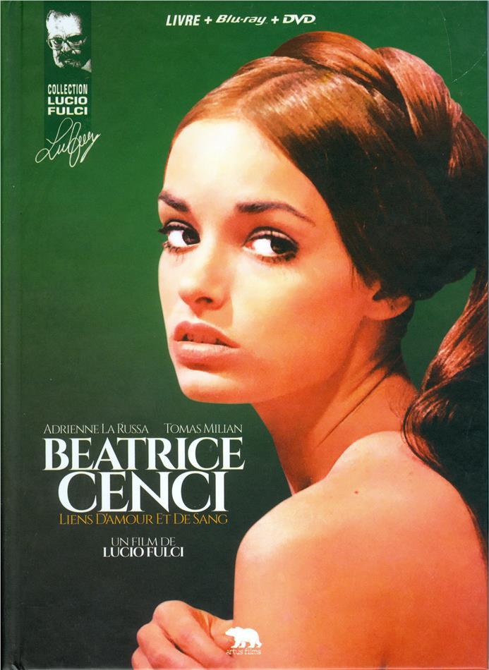 Beatrice Cenci (1969) (Limited Edition, Mediabook, Blu-ray + DVD)