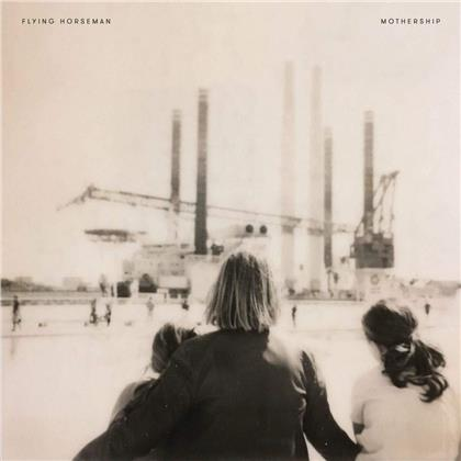 Flying Horseman - Mothership (Limtied Edition, Rose Colored Vinyl, LP)
