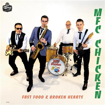 Mfc Chicken - Fast Food & Broken Hearts (LP)