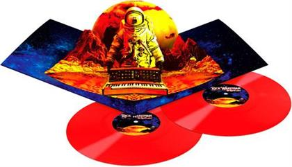 Rick Wakeman - Red Planet (Limited, Red Vinyl, LP + DVD)