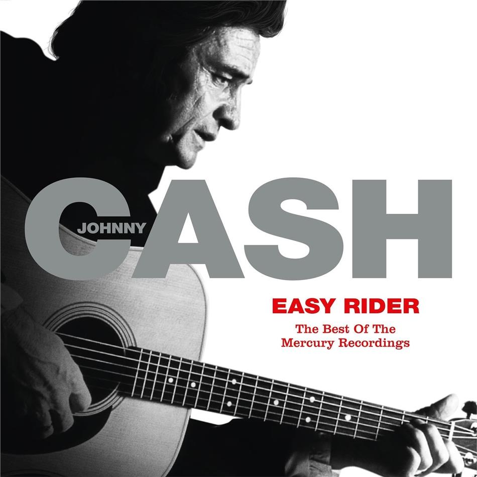Johnny Cash - Easy Rider: The Best Of The Mercury Recordings (2 LPs)