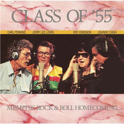 Johnny Cash & Roy Orbison - Class Of 55: Memphis Rock & Roll Homecoming (LP)