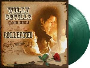Willy Deville - Collected (Music On Vinyl 2019, 2020 Reissue, Limited Edition, Green Vinyl, 2 LPs)